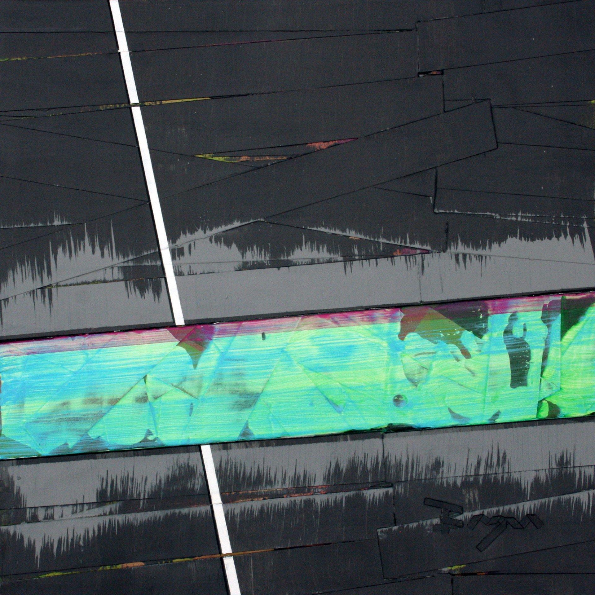 Bryan Boone work of art Folds Series