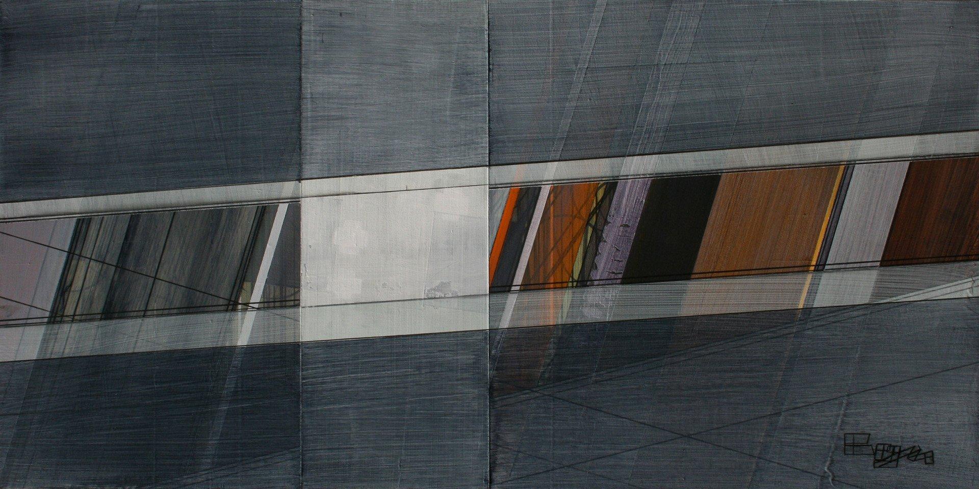 Bryan Boone work of art Loops Series